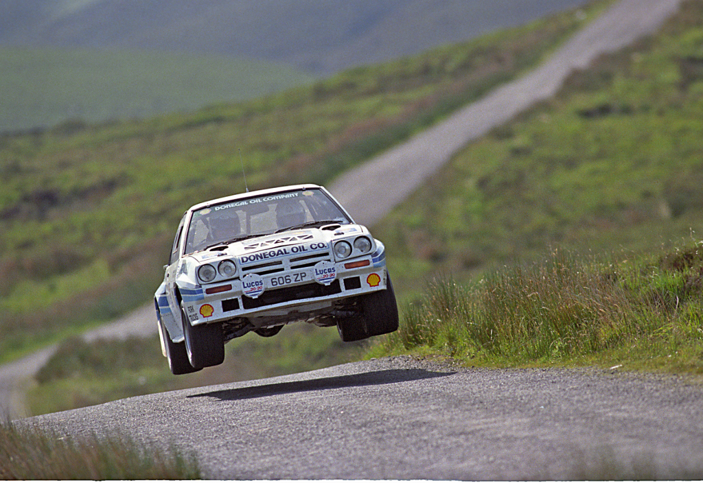 1988 Donegal Rallly 3