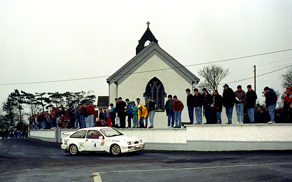 1993 Galway Rally