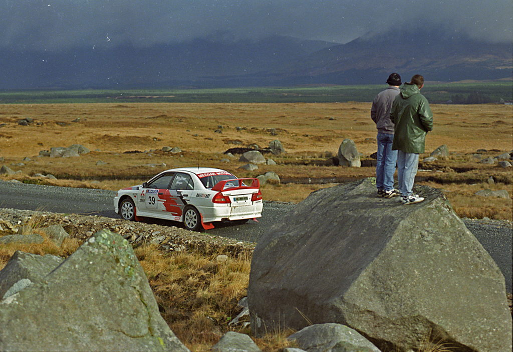 1998 Galway Rally 2