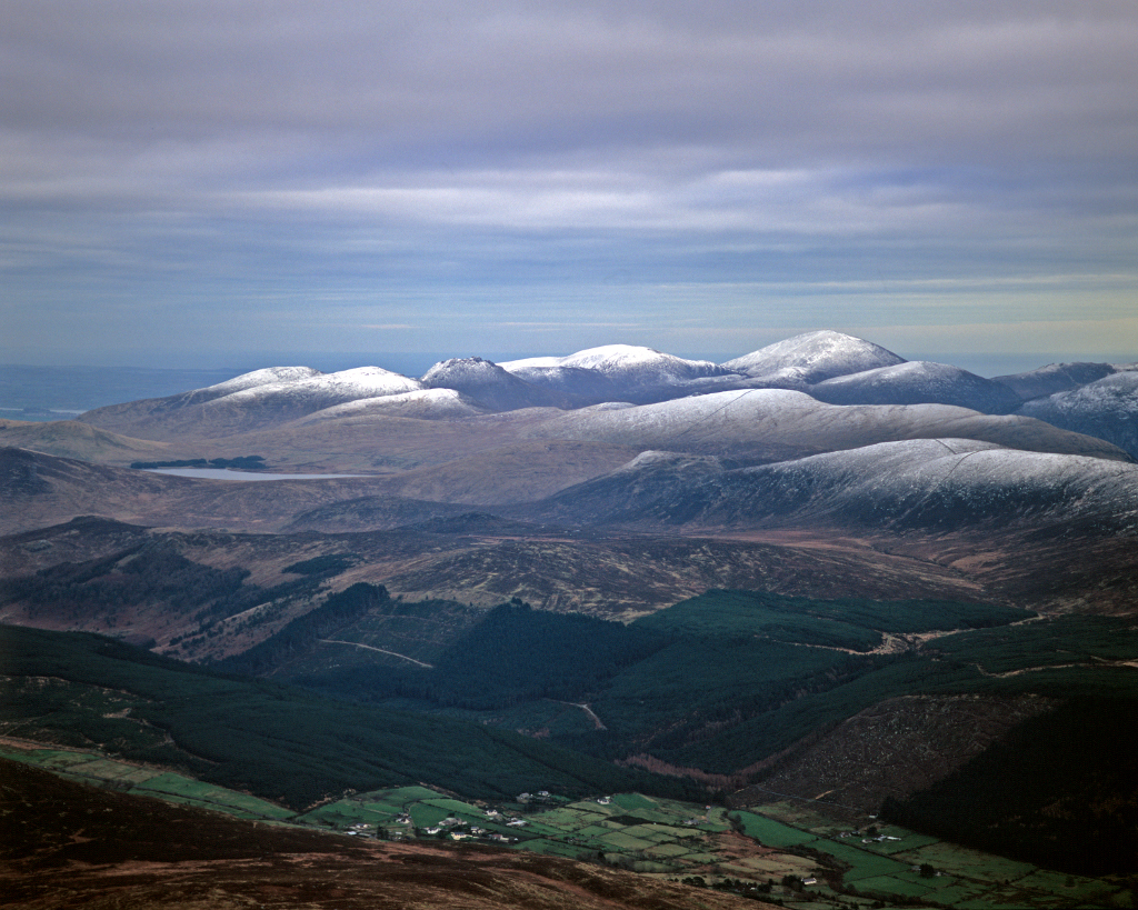 web - scenic - mourne mountains